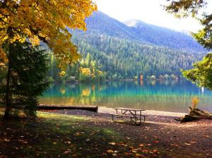 Autumn on the Olympic Peninsula